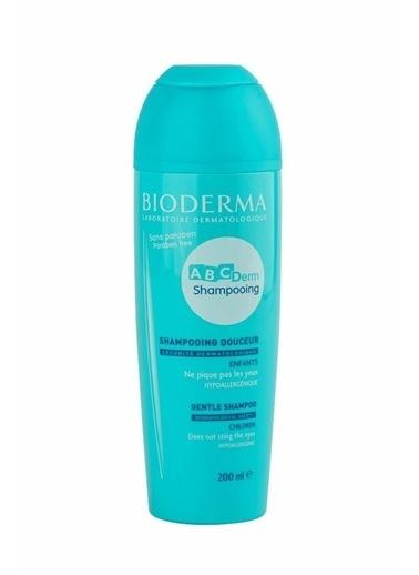 Bioderma BIODERMA ABCDERM Gentle Shampoo 200 ml Renksiz